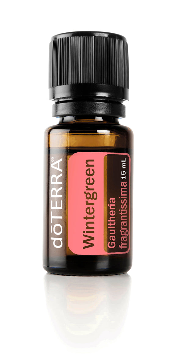 dōTERRA Wintergreen Single Oil 15ml - CUSTOM AND ESSENTIALS