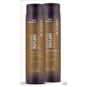 Joico Color Infuse Brown Shampoo & Conditioner Duo Set