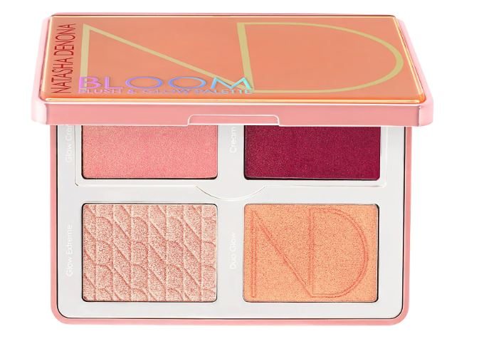 Natasha Denona Bloom Blush Palette- (para pick-up em RIBEIRAO P.)