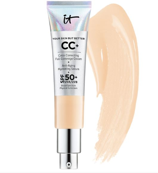IT Cosmetics CC+ Cream with SPF 50+