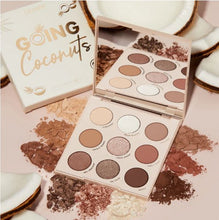 Carregar imagem no visualizador da galeria, Colourpop Going Coconuts Eye Palette