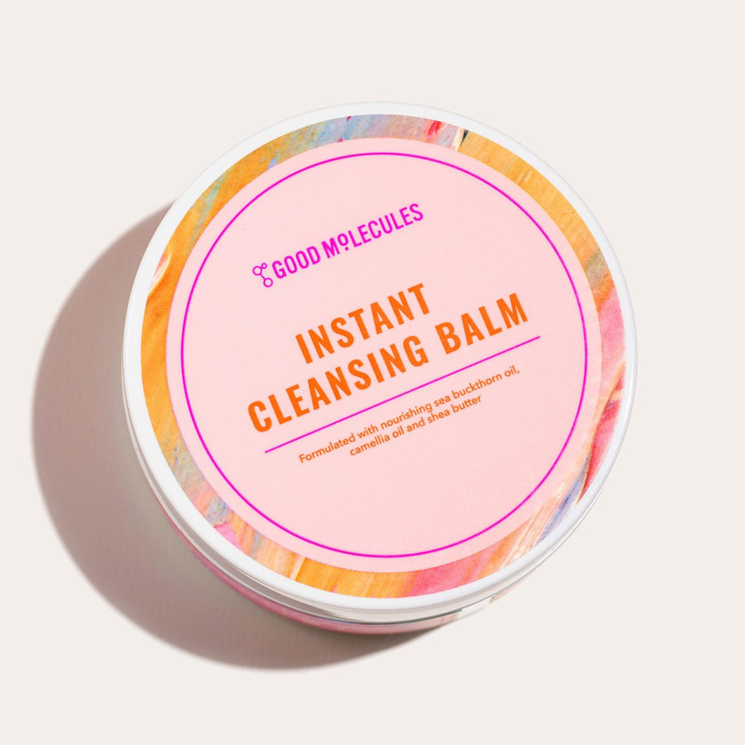 INSTANT CLEANSING BALM - good molecules