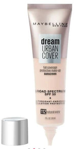 Dream Urban Cover Flawless Foundation- (para pick-up em RIBEIRAO P.)