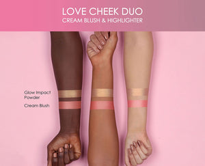 Love Cheek Duo Cream Blush & Highlighter