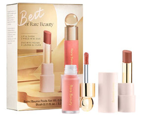 Best of Rare Beauty Lip & Cheek Mini Duo