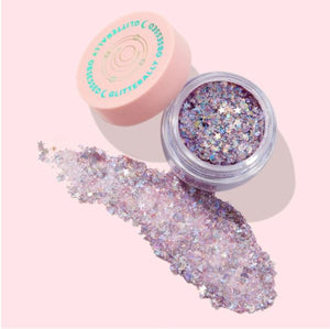 "Glitterally Obsessed glitter gel ""Sailor Moon collection"" - COLOURPOP- (para pick-up em RIBEIRAO P.)"