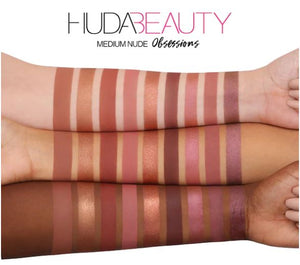 Huda Beauty Nude Medium Palette
