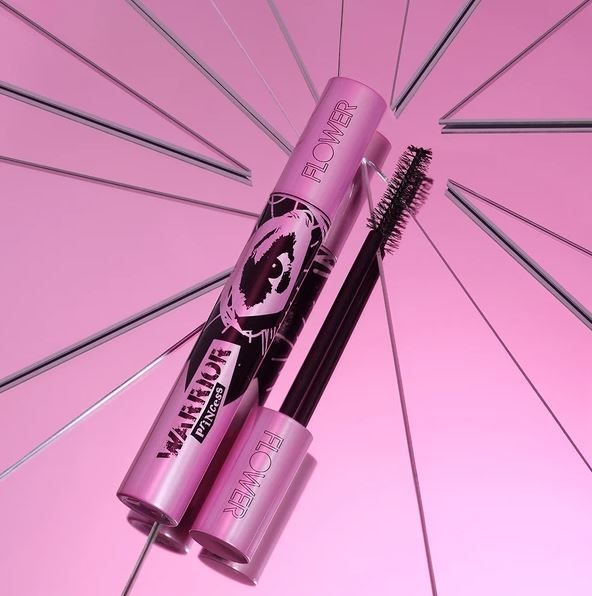 Flower Warrior Princess Mascara
