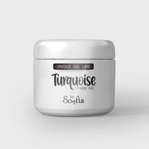 Turquoise – 1 Phase Gel by Somfis
