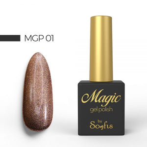 MGP1 Magic Gel Polish by Somfis 9ml