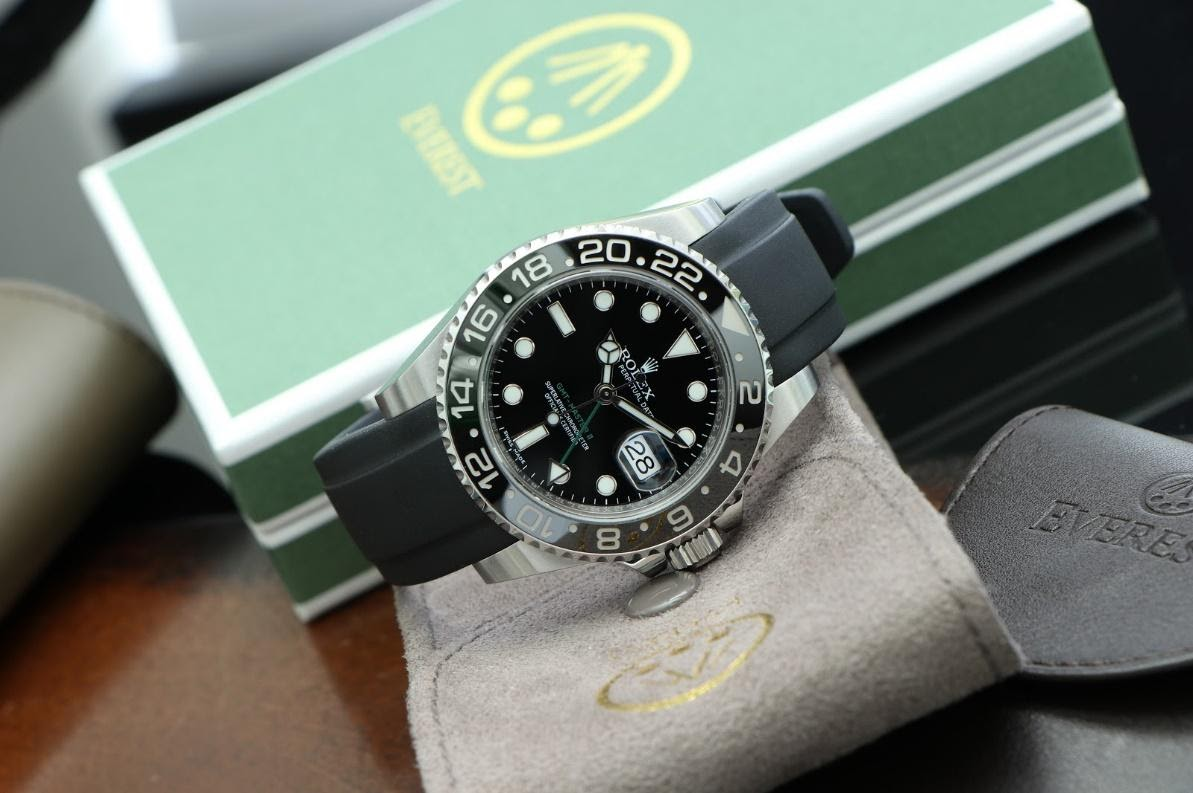 gmt master II on everest products