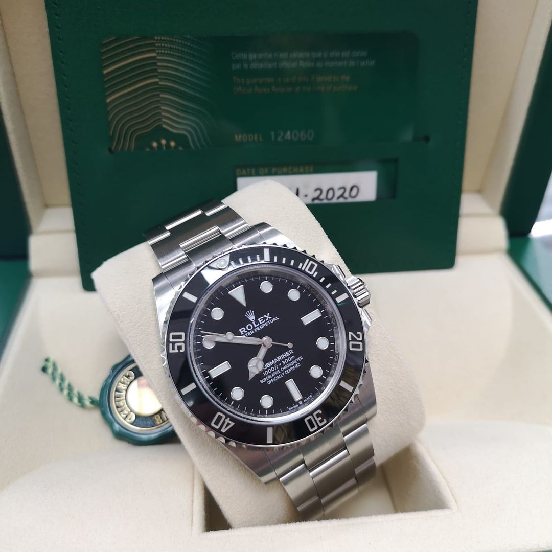 new rolex submariner 41mm released in 2020