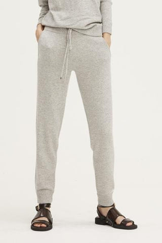 beach pants grey