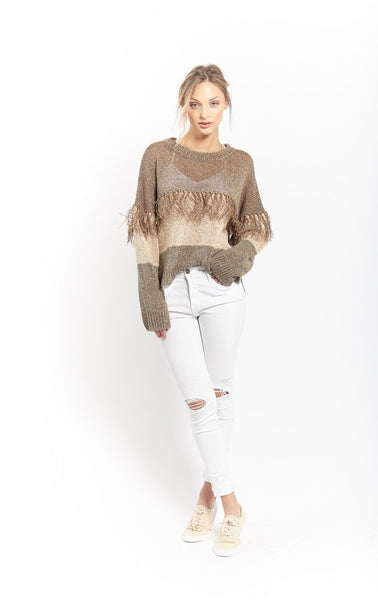 Hope Fringe Crew | Copper