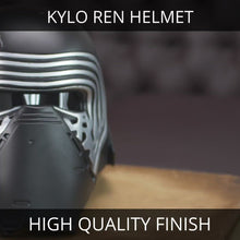 Load and play video in Gallery viewer, Kylo Ren Star Wars Helmet
