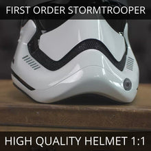 Load and play video in Gallery viewer, Star Wars Shadow First Order Stormtrooper Helmet