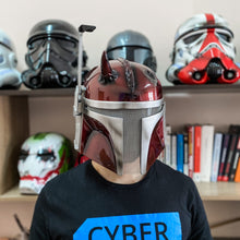 Load image into Gallery viewer, Boba Fett Akyl Edition Helmet from Star Wars - Cyber Craft