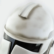 Load image into Gallery viewer, Clone Trooper Star Wars Helmet Clone Wars Animated
