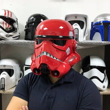 Load image into Gallery viewer, Star Wars Crimson Imperial Stormtrooper Helmet