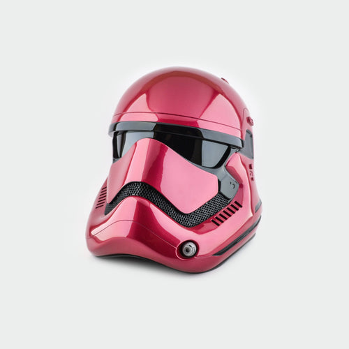 Star Wars First Order Dark Pink Stormtrooper Helmet - Cyber Craft