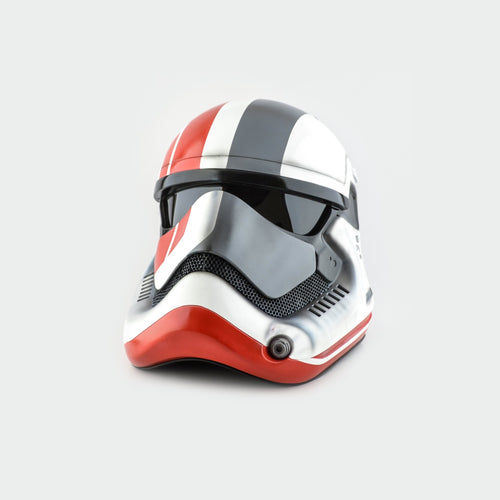 Star Wars First Order Stormtrooper Custom Helmet - Cyber Craft