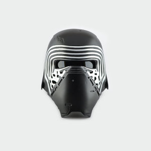 Kylo Ren Star Wars Helmet - Cyber Craft