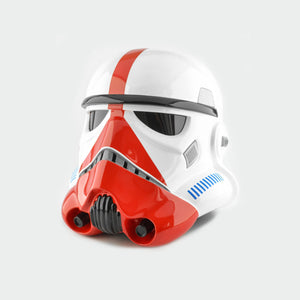 Star Wars Imperial Incinerator Stormtrooper Helmet - Cyber Craft