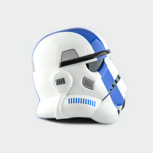 Star Wars Imperial Commander Stormtrooper Helmet Clean