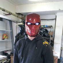 Load image into Gallery viewer, Bundle Two Red Hood Helmet Jason Todd Rebirth mask