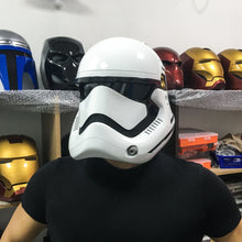 Load image into Gallery viewer, Star Wars First Order Stormtrooper Helmet