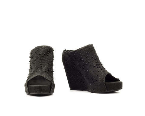 The Last Conspiracy Maxime Perforated Wedge