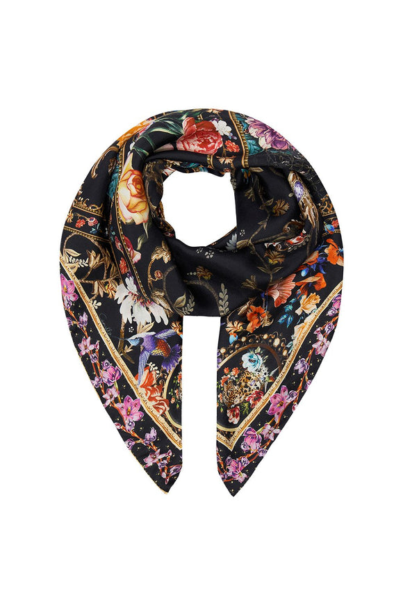 Camilla Blushing Manor Large Square Scarf