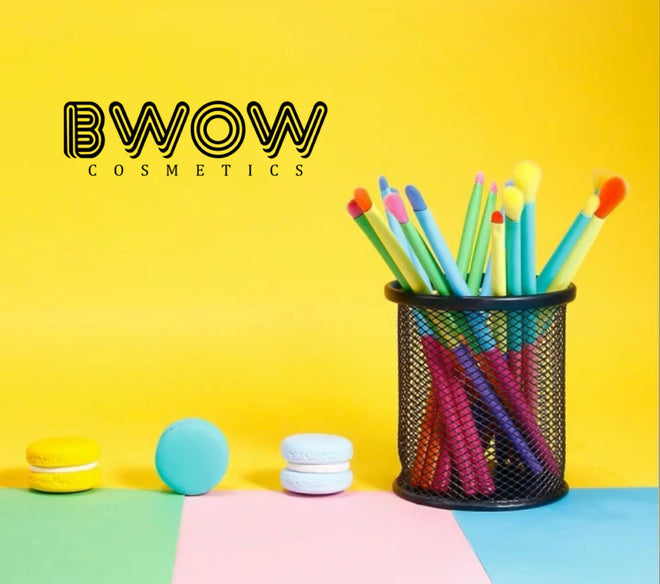 BWOW MAKEUP BRUSHES