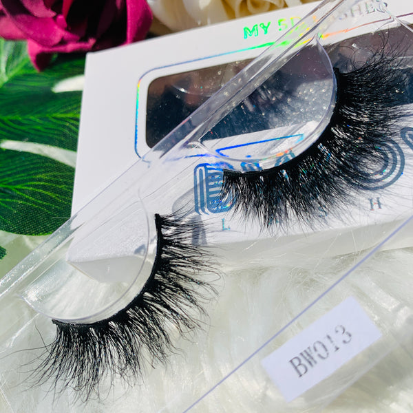 MY 5D LASHES BWOW013 - BWOW Cosmetics