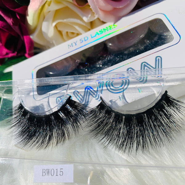 MY 5D LASHES BWOW015 - BWOW Cosmetics