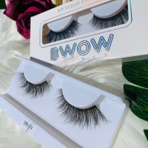 MY VEGAN LASHES BWOW019 - BWOW Cosmetics