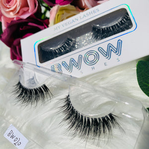 MY VEGAN LASHES BWOW020 - BWOW Cosmetics