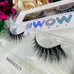 MY 3D LASHES BWOW029 - BWOW Cosmetics