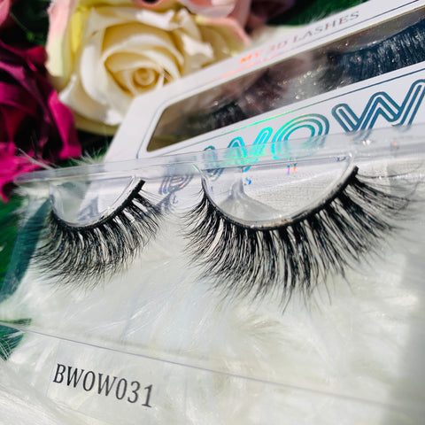 MY 3D LASHES BWOW031 - BWOW Cosmetics