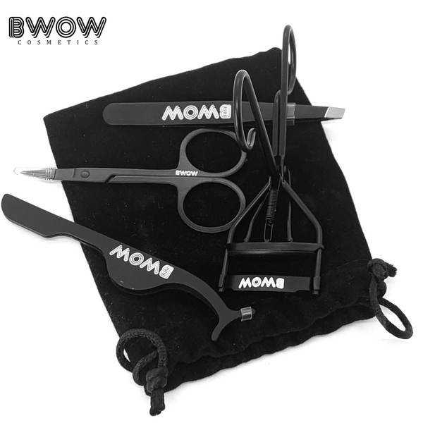 BWOW PRO MINI EYE TOOL KIT - BWOW Cosmetics