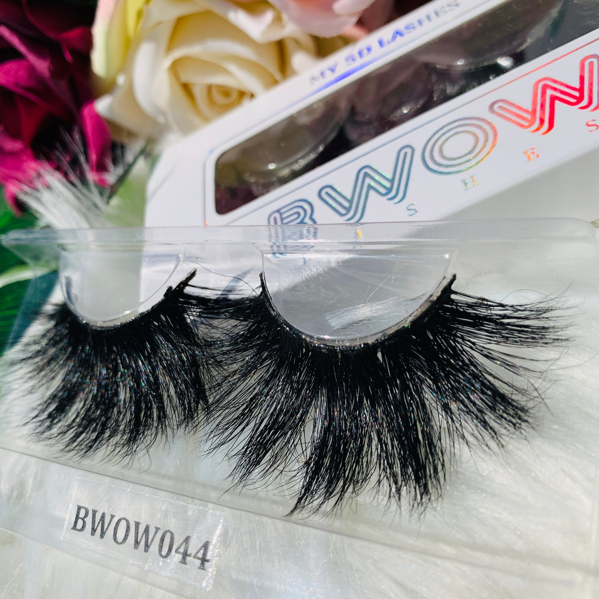 MY 5D LUXURY LASHES BWOW044 - BWOW Cosmetics