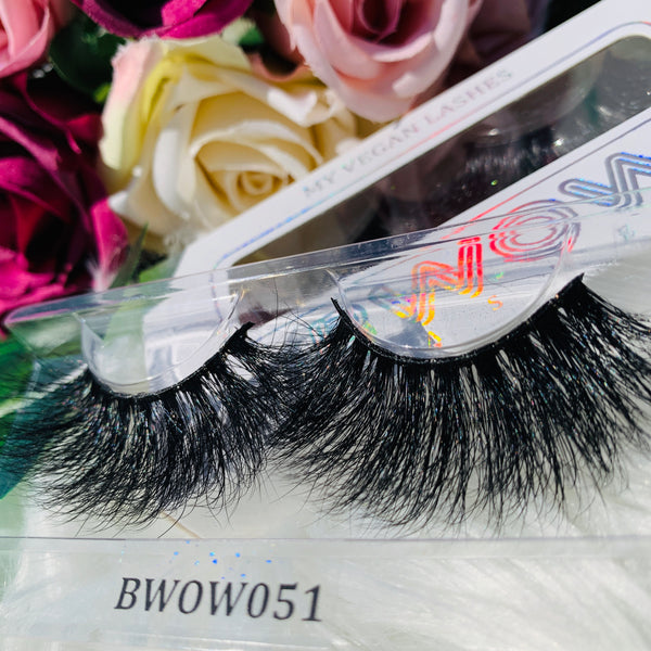 MY 5D LUXURY LASHES BWOW051 - BWOW Cosmetics