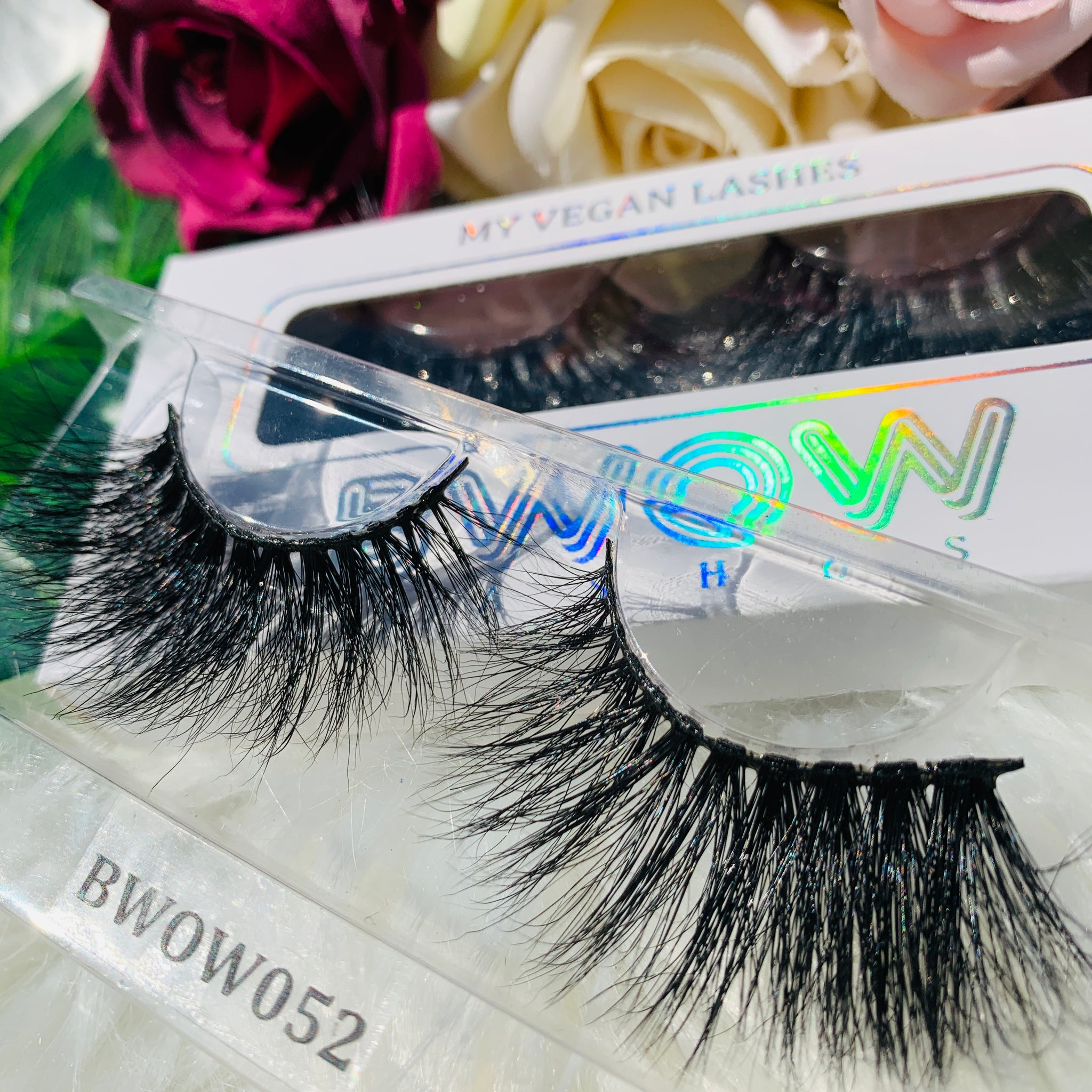 MY 5D LUXURY LASHES BWOW052 - BWOW Cosmetics