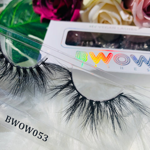 MY 5D LUXURY LASHES BWOW053 - BWOW Cosmetics