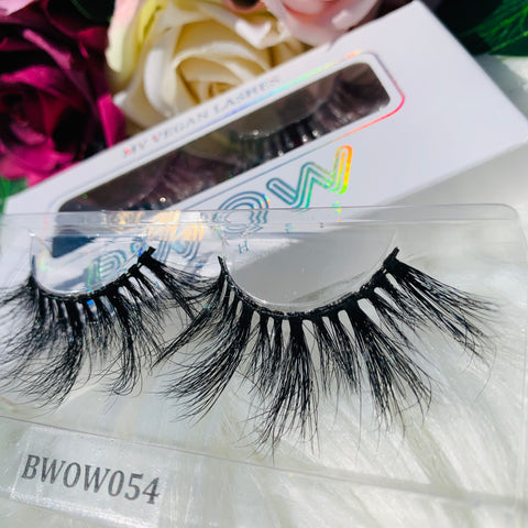 MY 5D LUXURY LASHES BWOW054 - BWOW Cosmetics