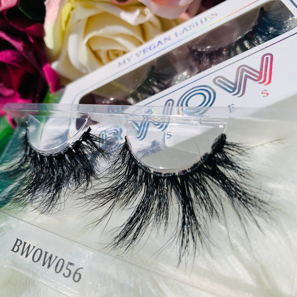 MY 5D LUXURY LASHES BWOW056 - BWOW Cosmetics