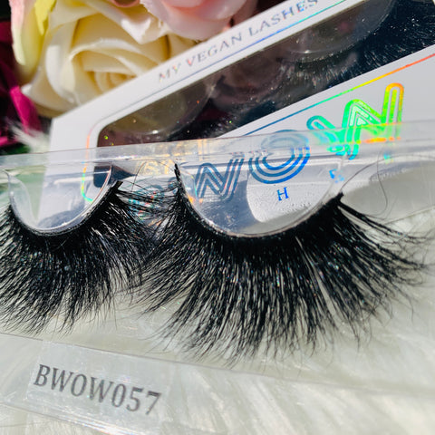 MY 5D LUXURY LASHES BWOW057 - BWOW Cosmetics