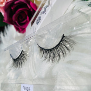 MY VEGAN LASHES BWOW018 - BWOW Cosmetics