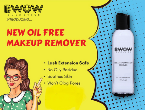 BWOW VEGAN Eye Makeup Remover