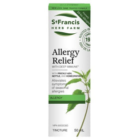 St. Francis Allergy Relief, 50ml